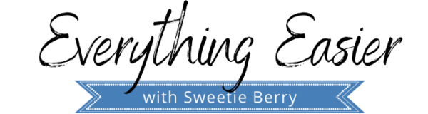 Everything Easier with Sweetie Berry